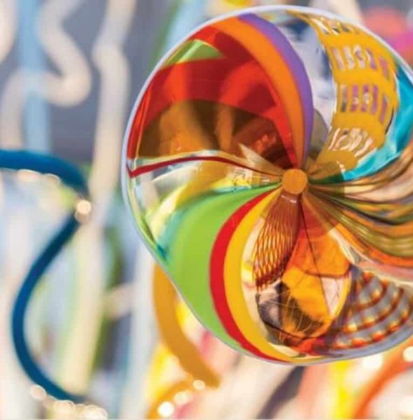 K11:「玻璃活」互動藝術展