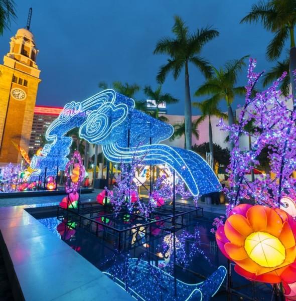 文化中心:2019春節專題綵燈展
