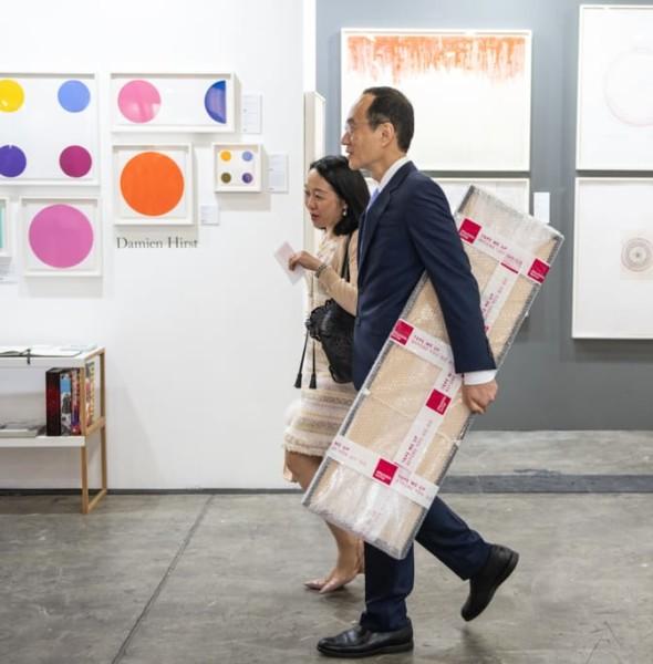 會展:Affordable Art Fair Hong Kong 2019