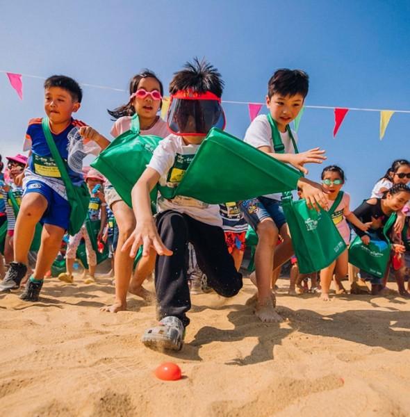 愉景灣沙灘獵蛋奇兵 2019