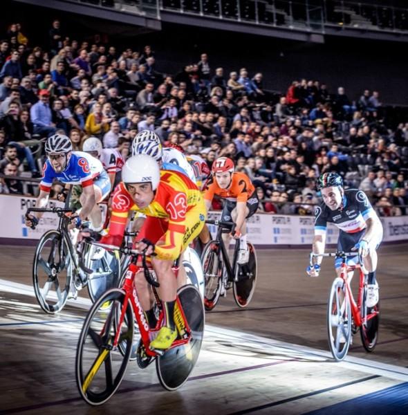 香港單車館:保誠國際單車賽2019