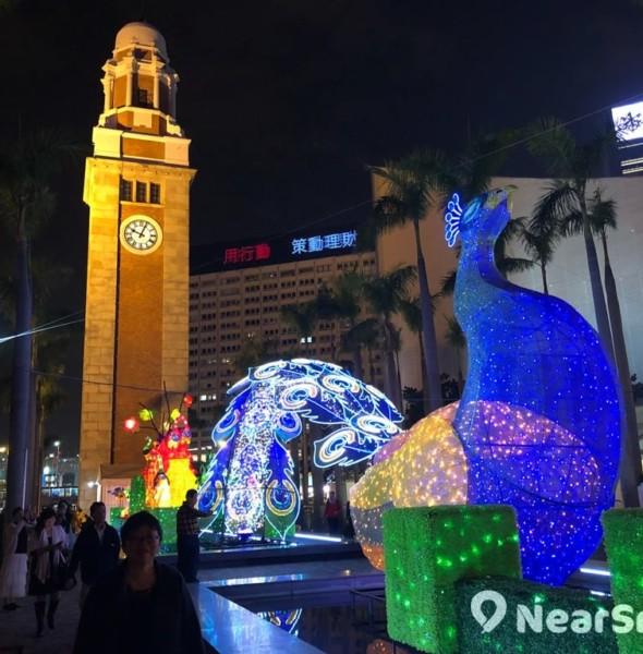 文化中心:市區元宵綵燈會 2019