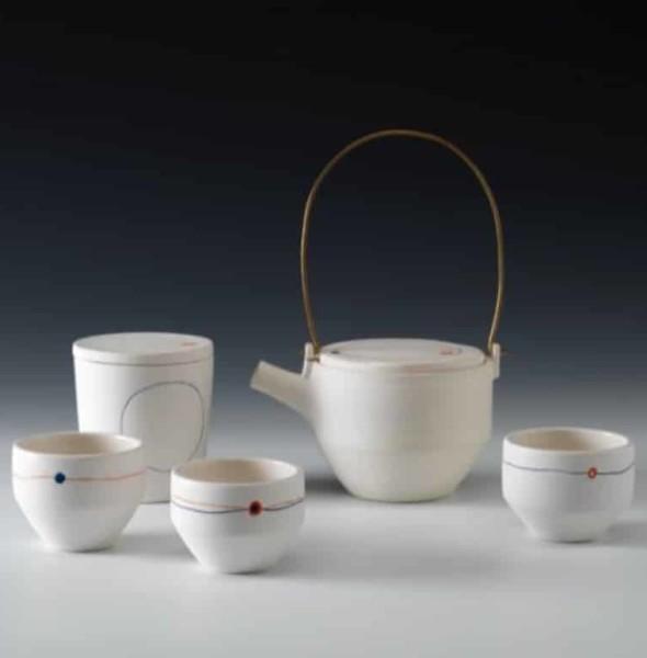 茶具文物館:陶瓷茶具創作展覽2018