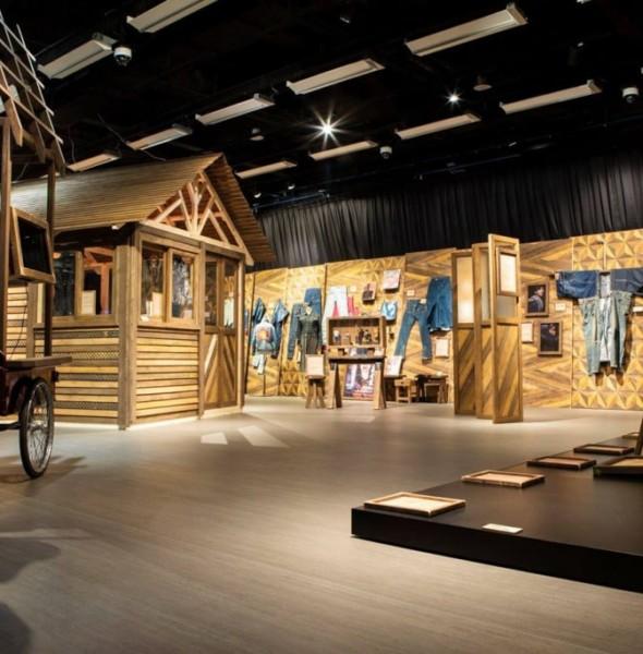 知專學院:「DDDenim牛仔服的生活及文化」時裝展覽