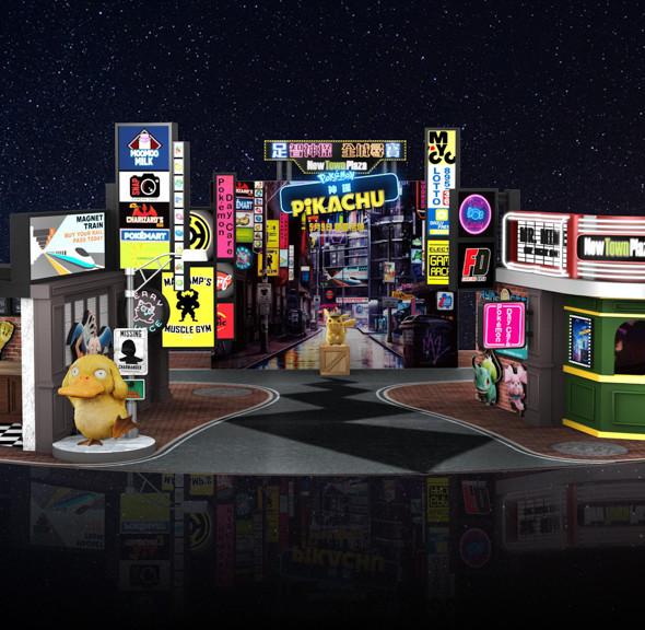 新城市廣場:足智神探•全城尋寶POKÉMON大型主題佈置
