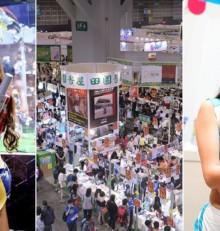 【會展2019攻略】7大熱門會展展覽盤點 動漫節•電腦節•香港書展•美食博覽