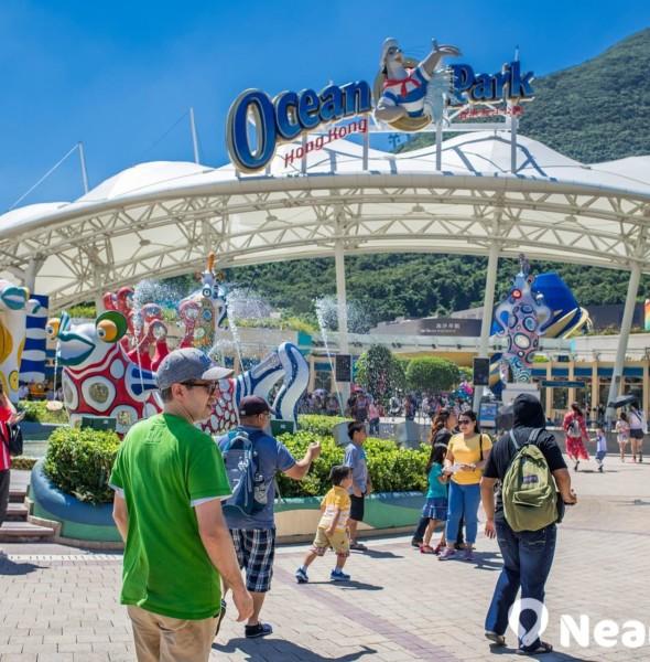 海洋公園港人限定優惠