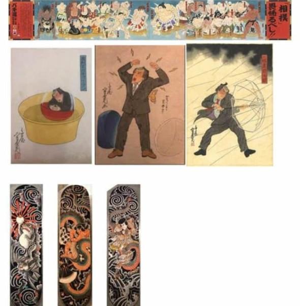 《K11 Art Matsuri 芸術祭》浮世絵調原画展
