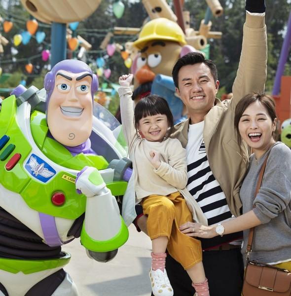 迪士尼樂園:父親節限定食玩家庭優惠