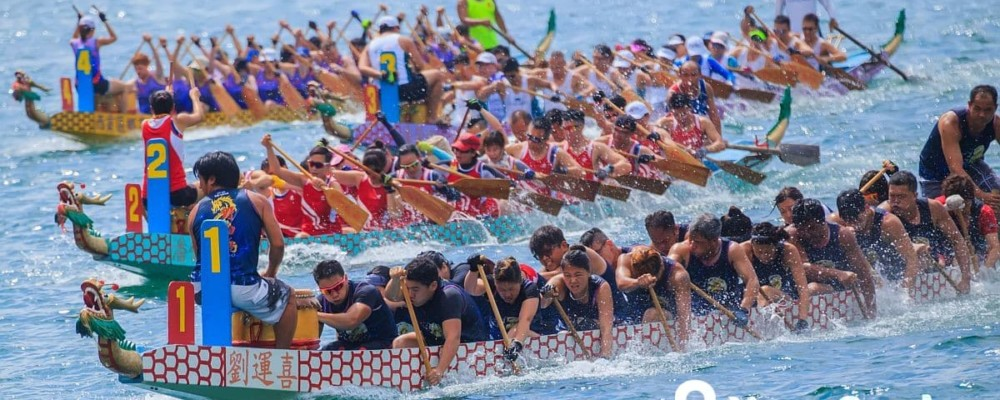 【龍舟比賽2019】香港龍舟比賽時間表+比賽地點+端午節活動與交通攻略