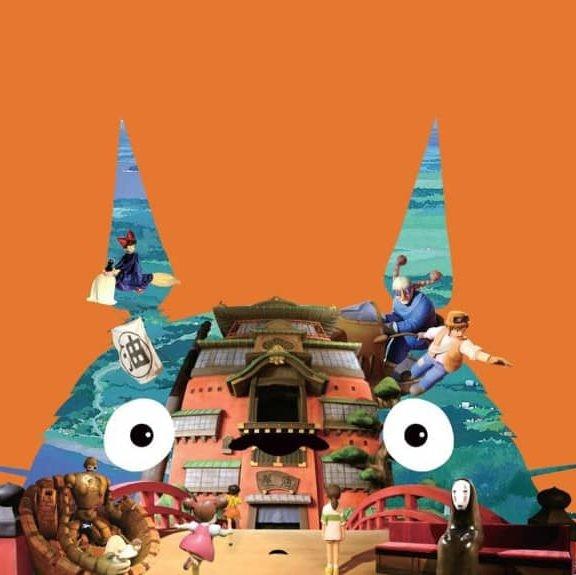 吉卜力展2019:吉卜力的動畫世界特展香港站