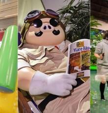 【親子好去處室內篇】14個香港下雨天好去處盤點~親子展覽+兒童室內遊樂場