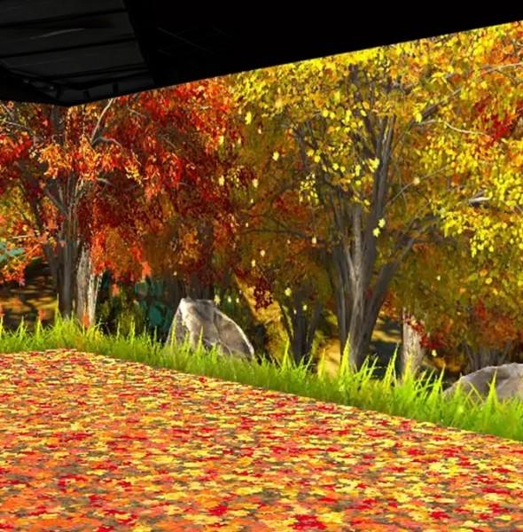 挪亞方舟:「e-Planet夢想星球」光影互動展館