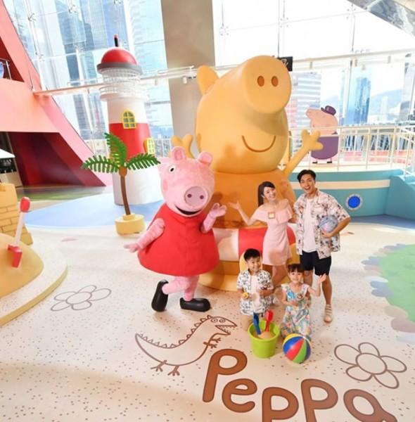 MegaBox:Peppa Pig 開心沙灘派對