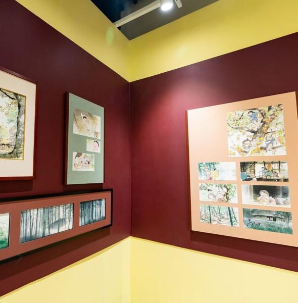 1881:《輝耀姬物語》手稿展