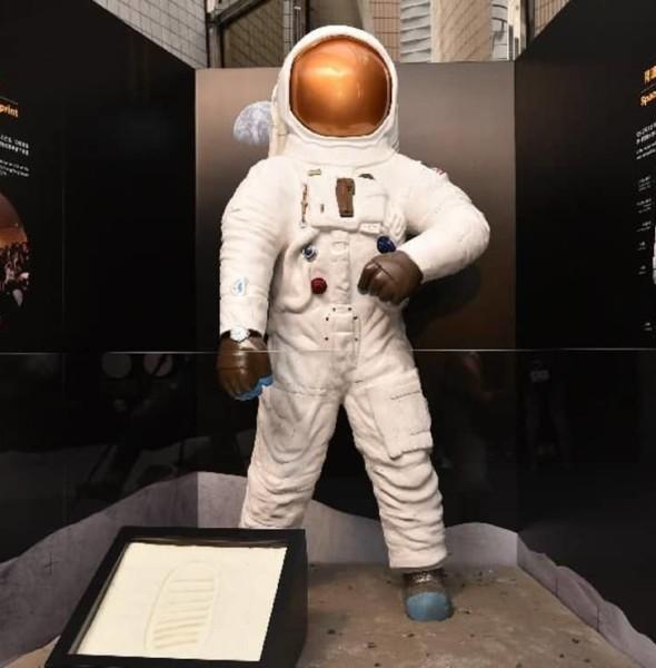 太空館:登月五十年展覽