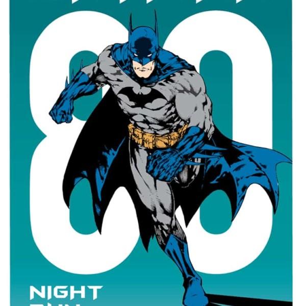 西九文化區:蝙蝠俠80週年紀念夜跑