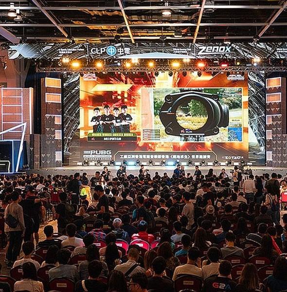 會展:香港電競音樂節 2019