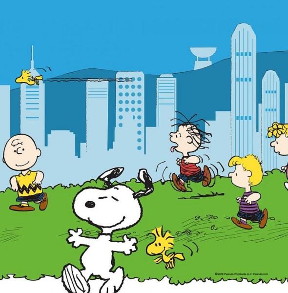 欣澳:Snoopy Run 香港站