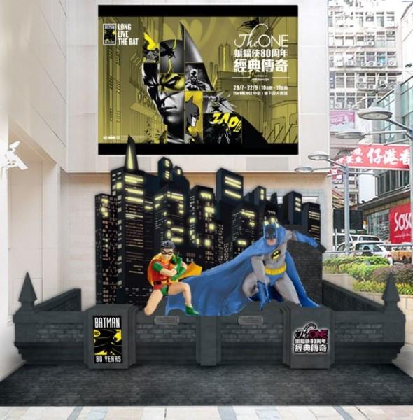 The ONE:蝙蝠俠80周年經典傳奇
