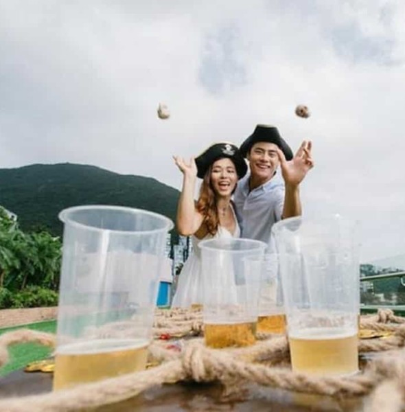 the pulse:「隊啤吧!海賊醉爆嘉年華!」啤酒節