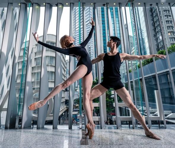 利園區:小飛俠利園芭蕾遊樂日