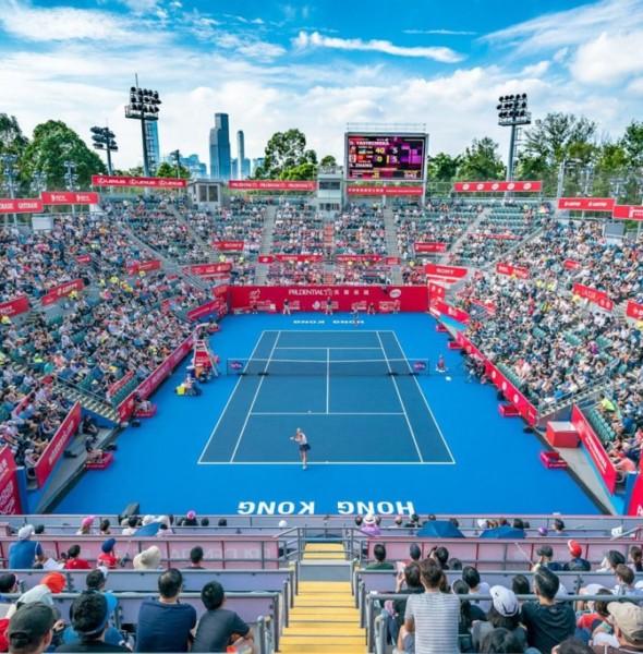 維園:保誠香港網球公開賽2019(延期)