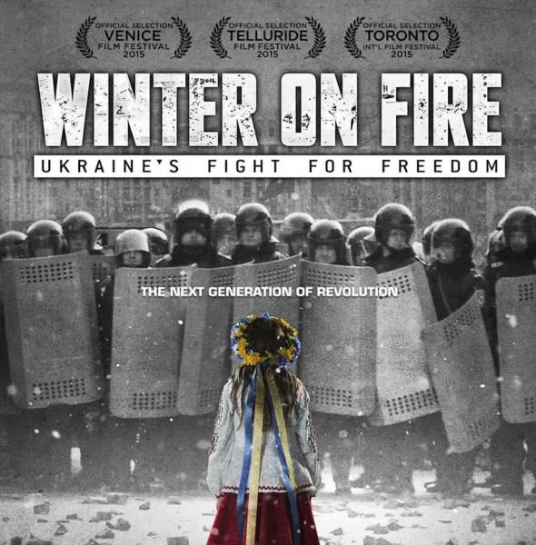 9.19 Winter on Fire 電影放映會