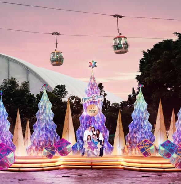 海洋公園聖誕全城 HO HO HO 2019