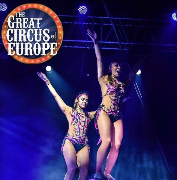 The Great Circus of Europe:AIA 友邦歐陸嘉年華駐場雜技團