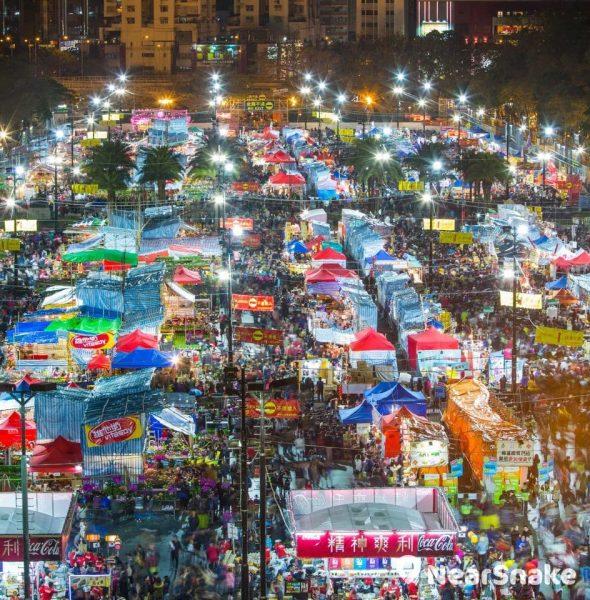 維多利亞公園年宵市場 2018