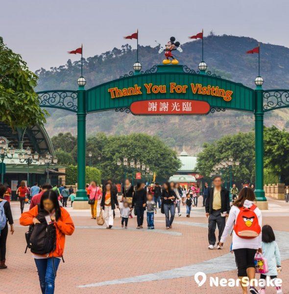 香港迪士尼樂園:迪士尼新春市集