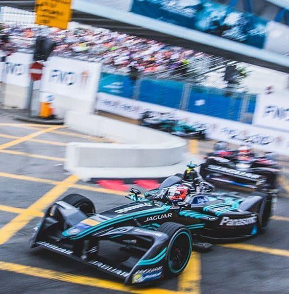 國際汽聯電動方程式賽車錦標賽香港站 2017