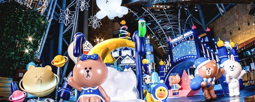 【2017聖誕攻略】8大卡通主題聖誕商場+聖誕燈飾 打卡影相好去處