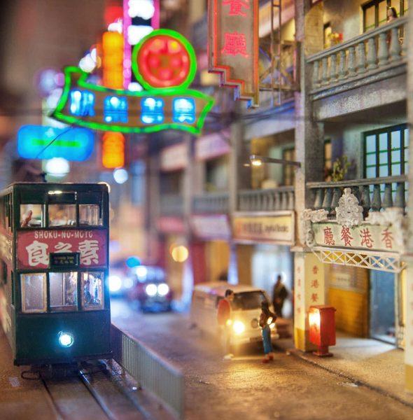 奧海城:喜•細 看香港 新春微型藝術展